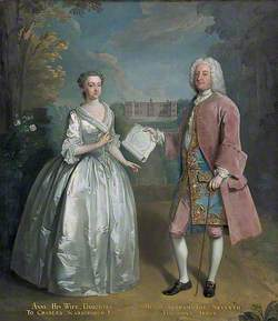 Henry Ingram, 7th Viscount Irwin (1691–1761), and His Wife Anne (c.1699–1766)