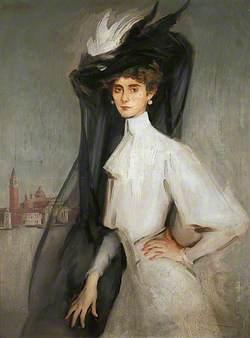 Olga Alberta (1871–1930), Baroness de Meyer