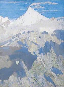 The Weisshorn, Switzerland