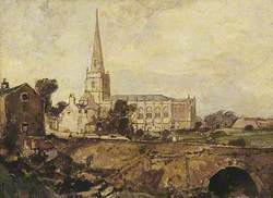 Titbury Church, West Yorkshire