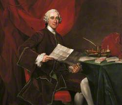 Robert d'Arcy (1718–1778), 4th Earl of Holderness