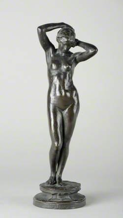 Morning (portrait statuette of Joan Farjeon)