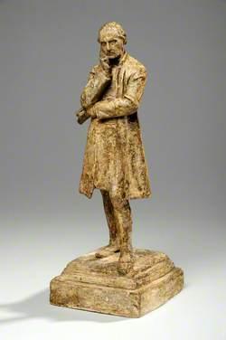 Maquette for 'William Conyngham (1828–1897), 4th Baron Plunket, Archbishop of Dublin', Kildare Place, Dublin