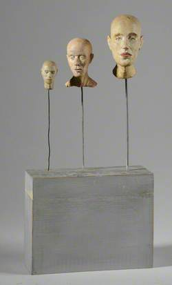 Three Heads No.21