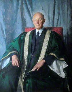 Bernard Mouat Jones (1882–1953), DSO, MA, DCL, LLD, Vice-Chancellor of the University of Leeds (1938–1948)