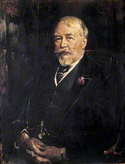 Major Walter Rowley, FGS, Member of the Board of Governors of the Yorkshire College of Science and Council (1874), Member of the Council (1904–1920)