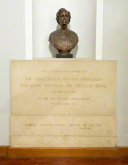 HRH the Princess Royal (1897–1965), Chancellor of the University of Leeds (1951–1965)