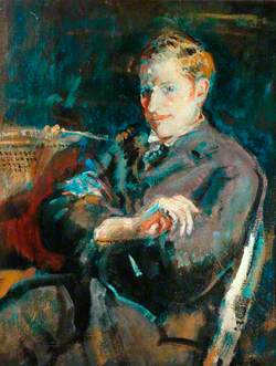 Martin Wood, Art Critic