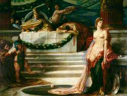 Salome, Daughter of Herodias