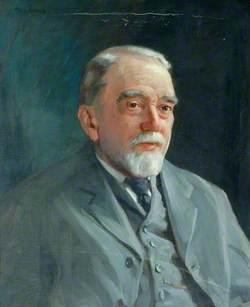 Alderman Benjamin Septimus Brigg
