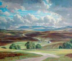 Newbiggin Moor and Wild Boar Fell
