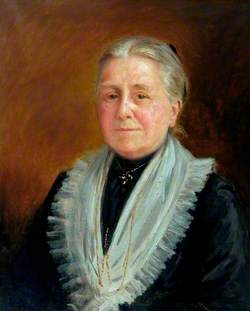Mrs Mary Anna Foster