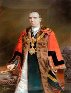 Sir Robert Clough, Mayor of Keighley (1907–1908)