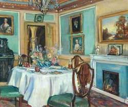 Breakfast Room, Cliffe Castle
