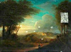 Landscape with Figures*