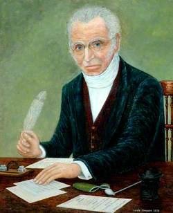 Reverend Patrick Brontë (1777–1861)
