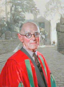 Donald G. Hopewell (d.1983), MA, LLD, President of the Brontë Society (1974–1982)