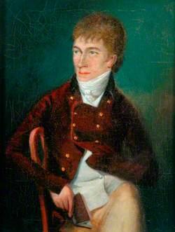 Reverend Patrick Brontë (1777–1861) (?)