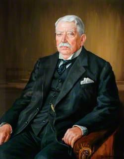 Robert Nickle Denning, MD, JP, Chairman (1926–1936)
