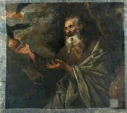 Elijah Fed by the Ravens
