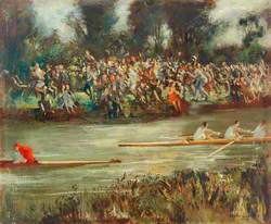 Bumping Races, Cambridge May Week