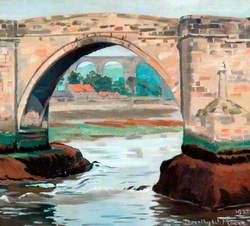 Principal Arch, Old Bridge, Berwick-on-Tweed