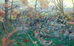 Defeat of the Prussian Guard, Ypres, 11 November 1914
