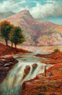 Falls of Tummel, Perthshire