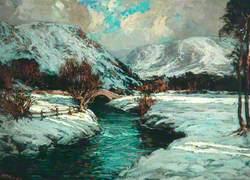 Borrowdale in Winter