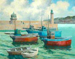 Harbour, St Ives