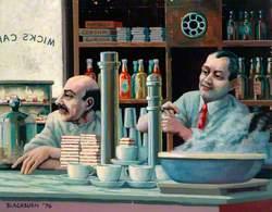 Fleet Street Café