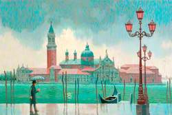 L'isola di San Giorgio, Venezia