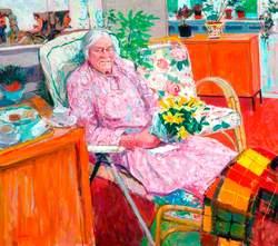 Miss Violet Bagshaw