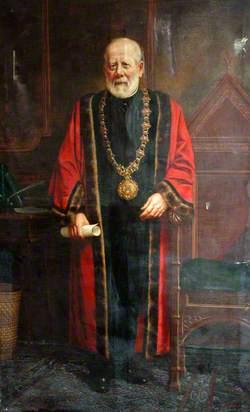 Portrait of an Unknown Mayor of Batley