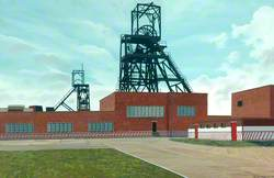 Kilnhurst Colliery, South Yorkshire