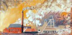 Thorne Colliery Landscape