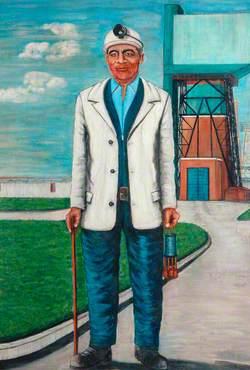 George Hayes, OBE