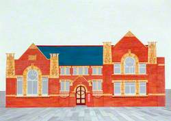 Front Elevation of Pontefract Museum