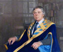 E. G. Edwards, First Vice-Chancellor and Principal of the University of Bradford (1966–1978)