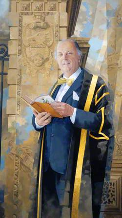 Roger Suddards, Chairman of the Council of Bradford Grammar School (1987–1992)