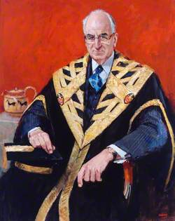 Albert J. Thayre, Pro-Chancellor and Chairman of the Council of the University of Bradford (1969–1987)