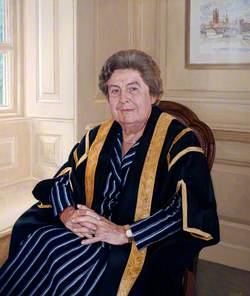 Lady Betty Lockwood, Chancellor (1997–2005)