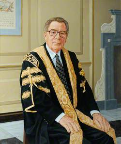 Sir Trevor Holdsworth, Chancellor (1992–1997)