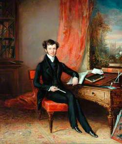 Reverend Disney Robinson (d.1869)