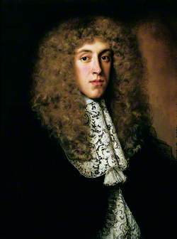 Portrait of a Gentleman with a Lace Collar