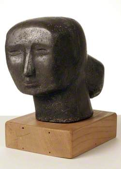 Head of a Woman