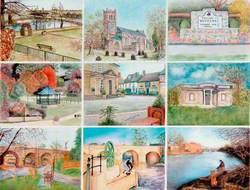 Nine Views of Wetherby