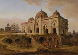 The Kila Kona Masjid, Purana Qila, Delhi
