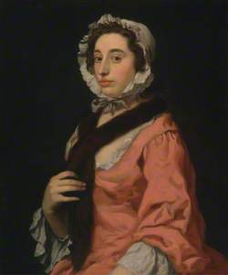 Portrait of an Unknown Woman, Called Peg Woffington