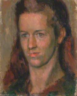 Anne Olivier Popham (Later Mrs Quentin Bell)
